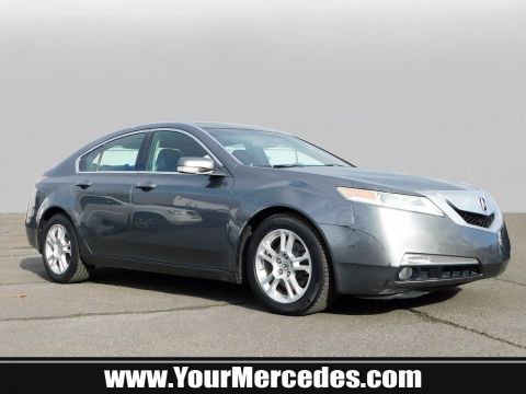Pre-Owned 2010 Acura TL 3.5