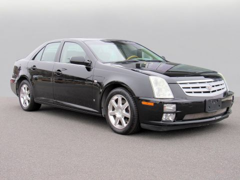 Pre-Owned 2006 Cadillac STS BASE