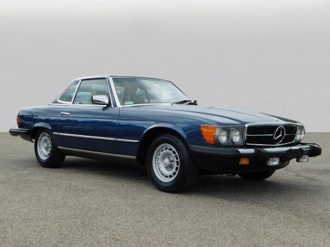 Pre-Owned 1983 Mercedes-Benz 300 380 SL