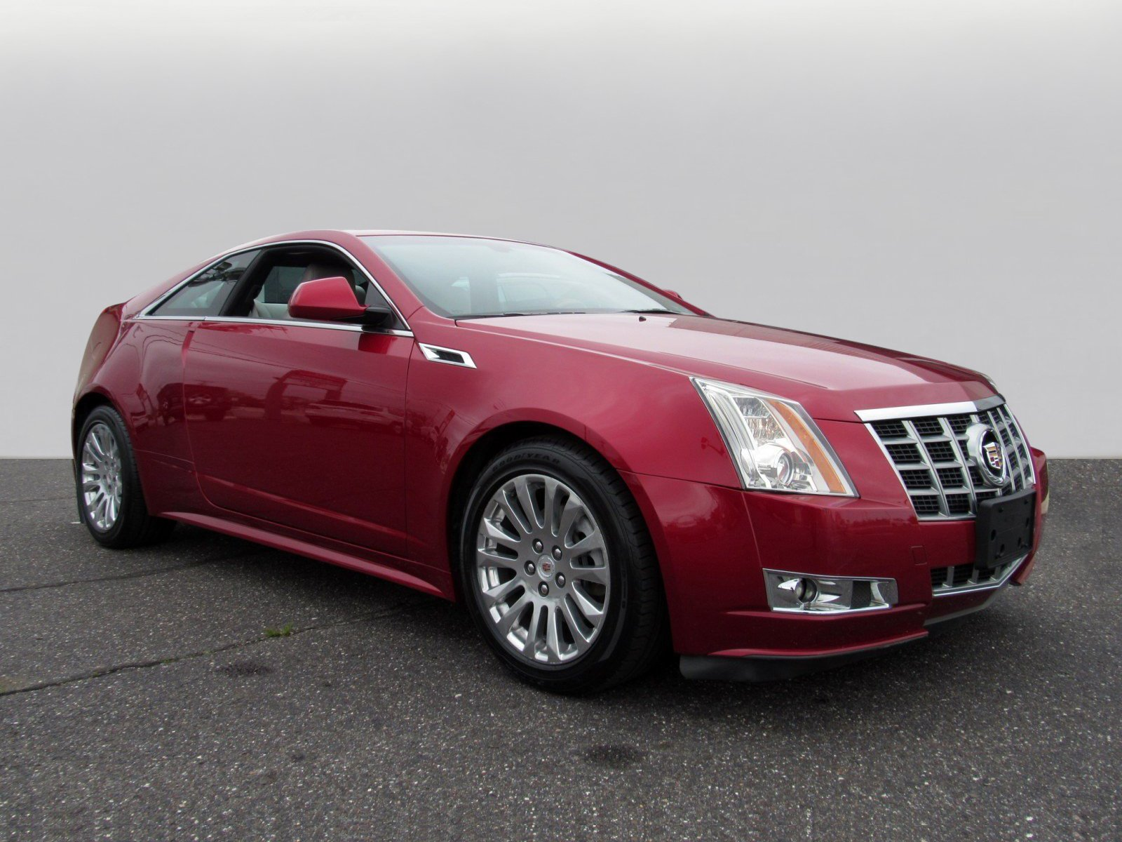 Pre-Owned 2013 Cadillac CTS Coupe Premium AWD