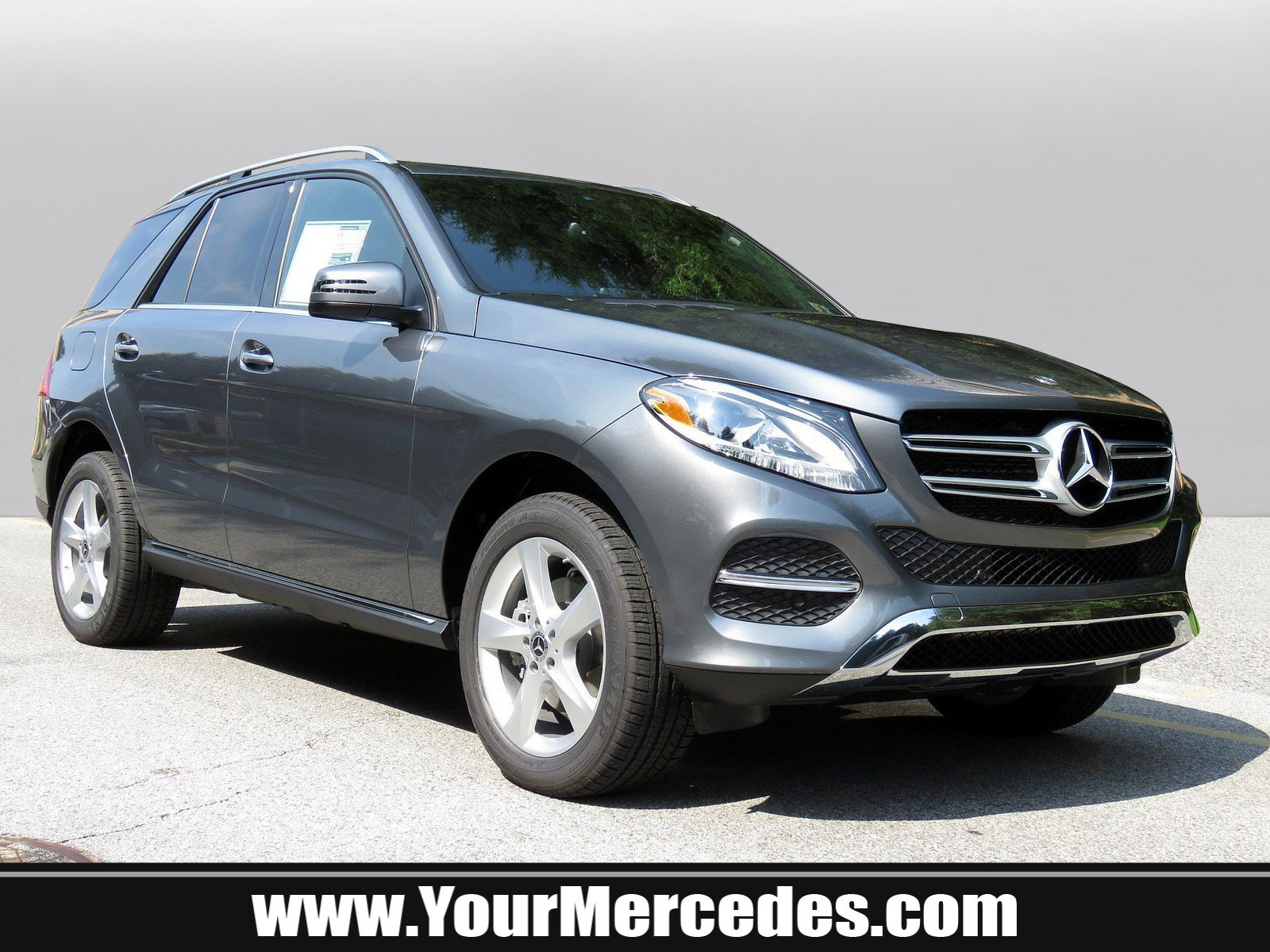 New 2018 Mercedes Benz GLE GLE 350 Sport Utility in Egg Harbor