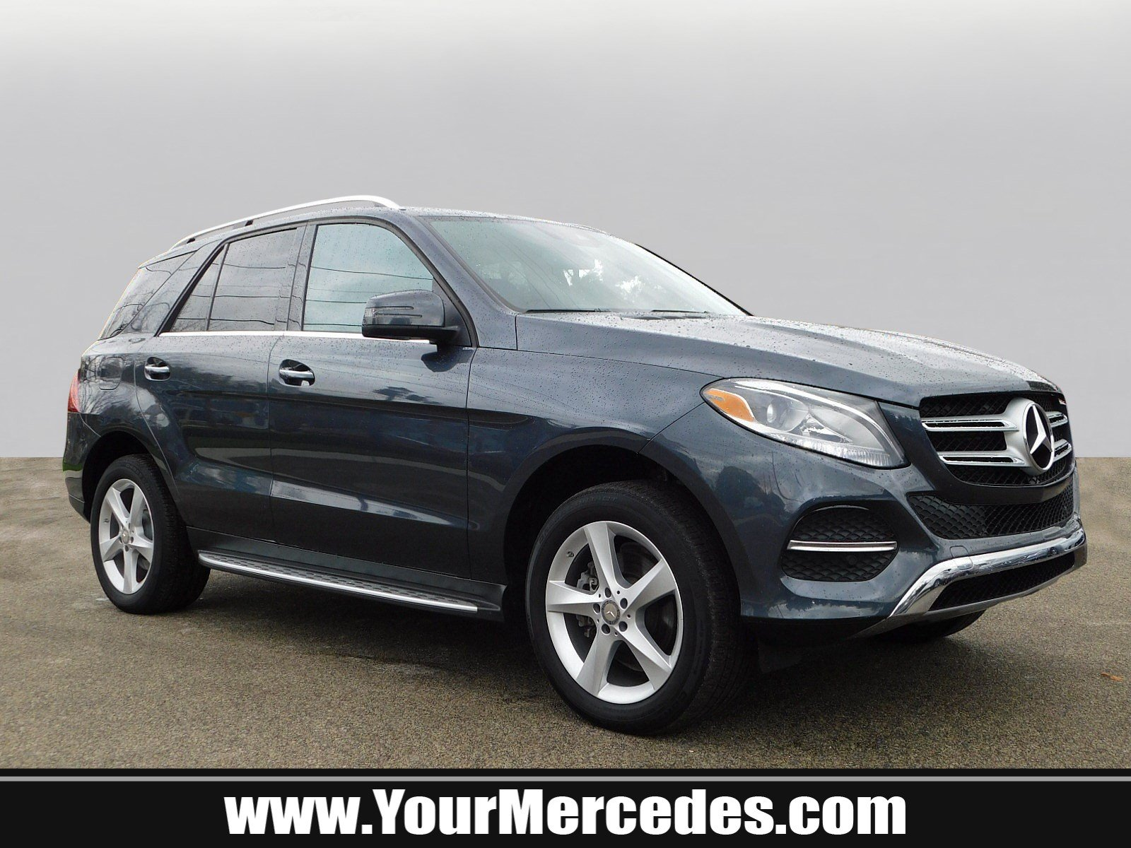Certified Pre Owned 2016 Mercedes Benz GLE GLE 350 4D Sport Utility