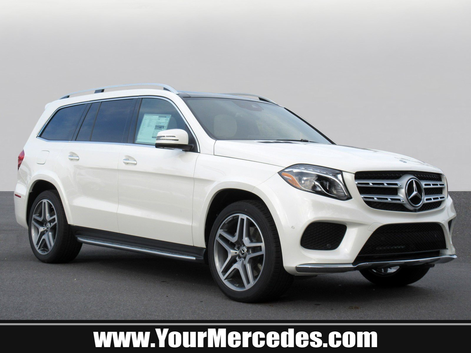 New 2019 Mercedes Benz GLS GLS 550 SUV in Egg Harbor Township