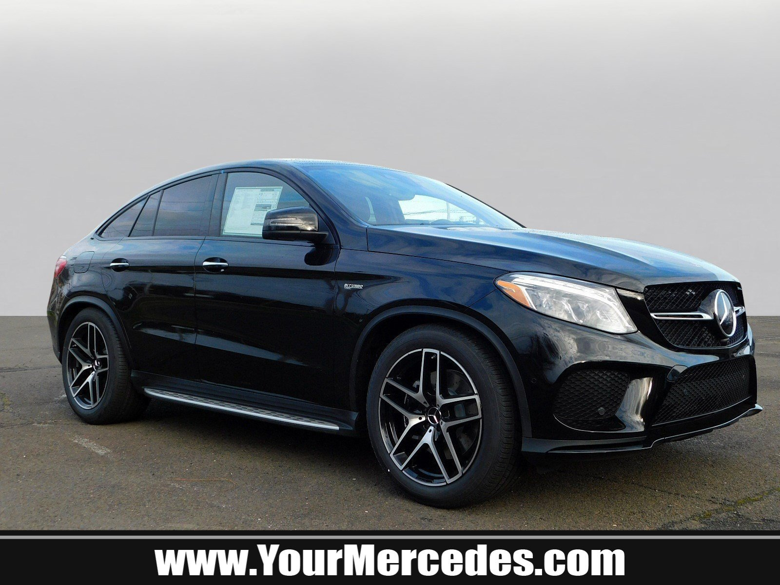 New 2019 Mercedes Benz Gle Amg Gle 43 Coupe Coupe In Egg Harbor