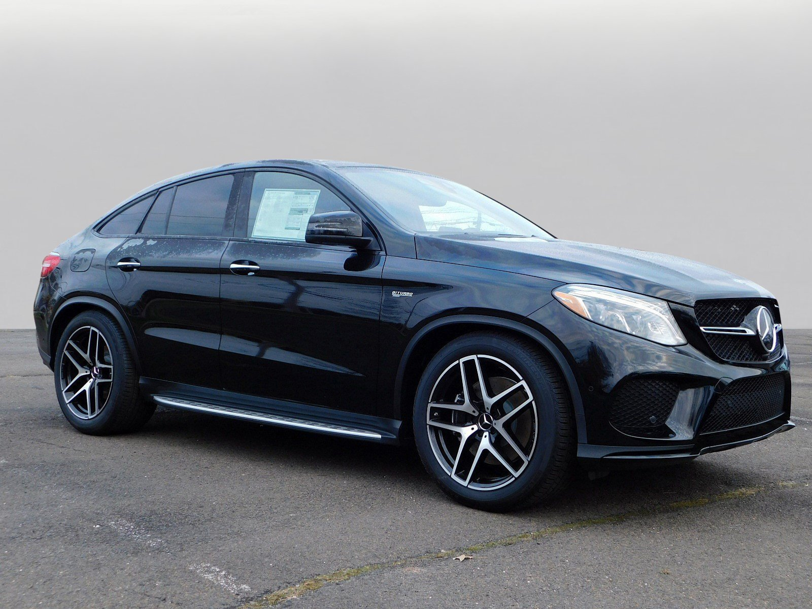New 2019 Mercedes Benz GLE AMG GLE 43 Coupe