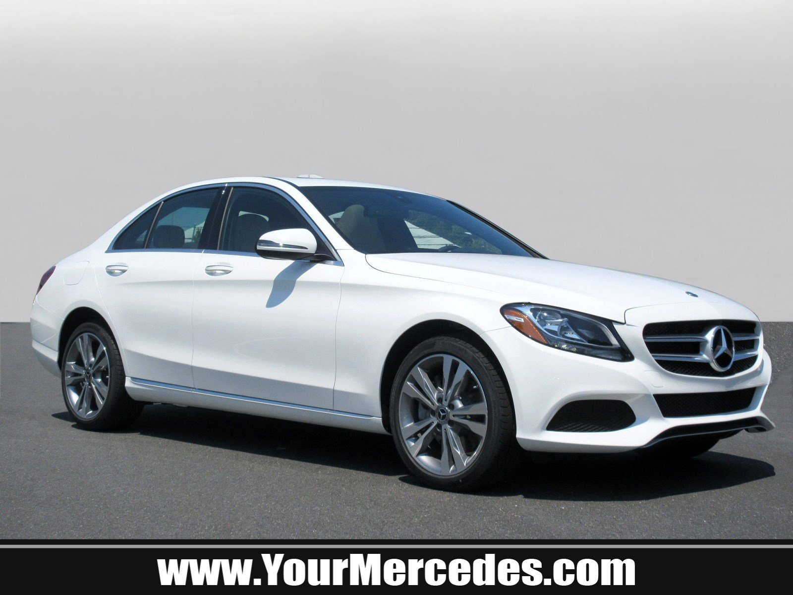 New 2018 Mercedes Benz C Class C 300 4dr Car in Egg Harbor Township