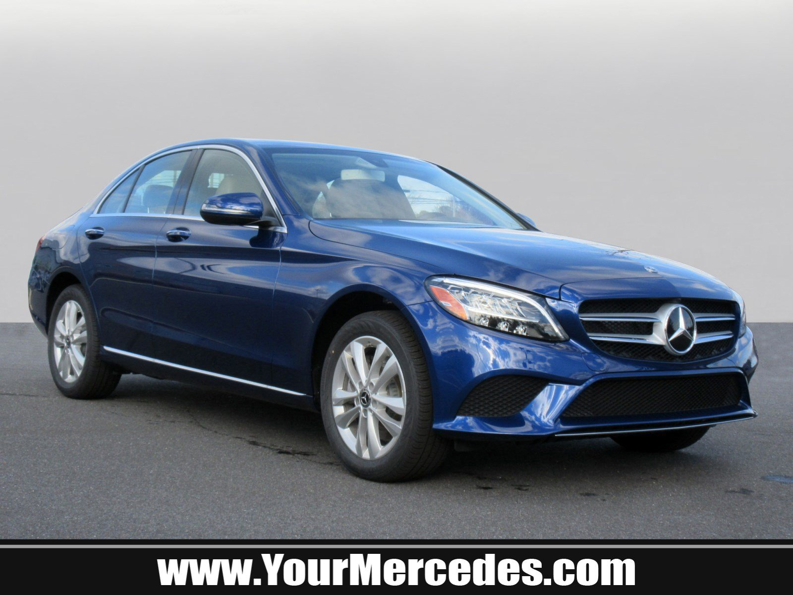 New 2019 Mercedes Benz C Class C 300 4dr Car in Egg Harbor Township