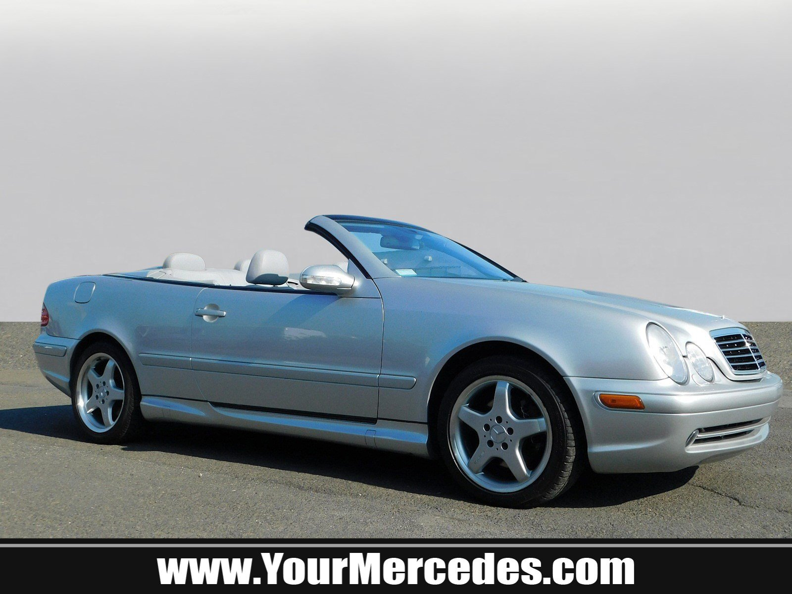 Pre-Owned 2003 Mercedes-Benz CLK CLK 430