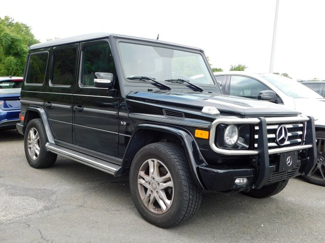 Pre-Owned 2011 Mercedes-Benz G-Class G 550
