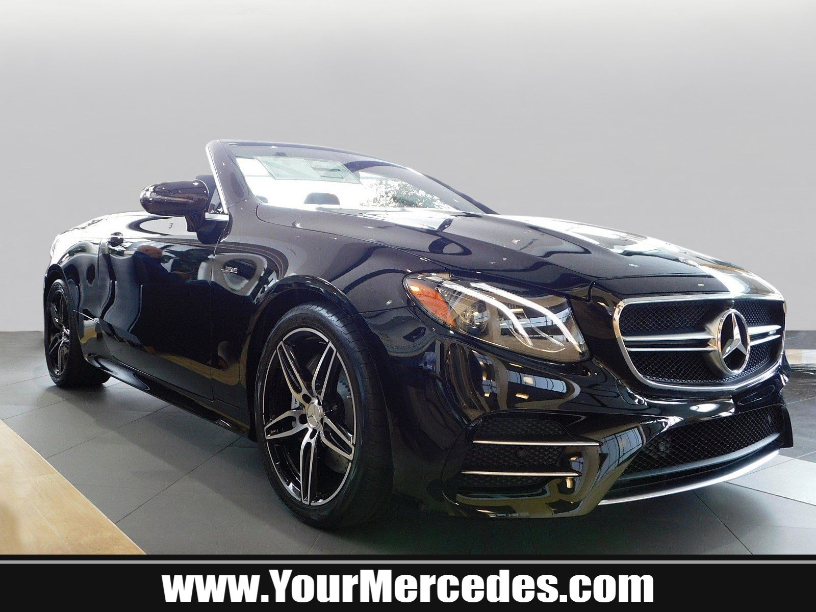 New 2019 Mercedes Benz E Class AMG E 53 Convertible in Egg Harbor