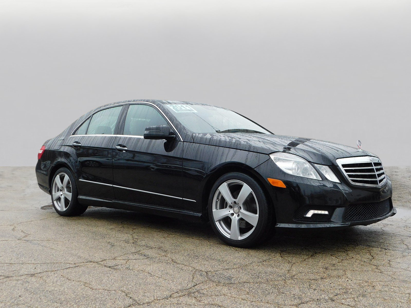 Pre-Owned 2011 Mercedes-Benz E-Class E 350 Sport