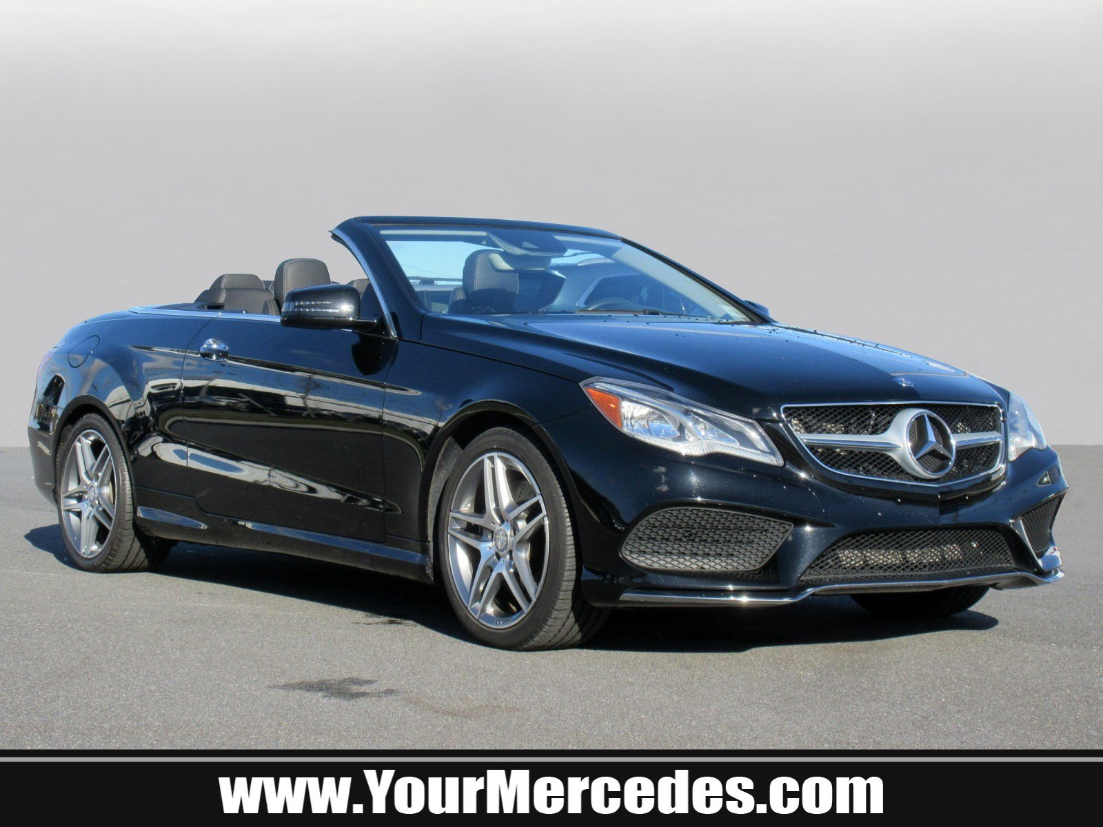 Certified Pre Owned 2015 Mercedes Benz E Class E 550 CABRIOLET in