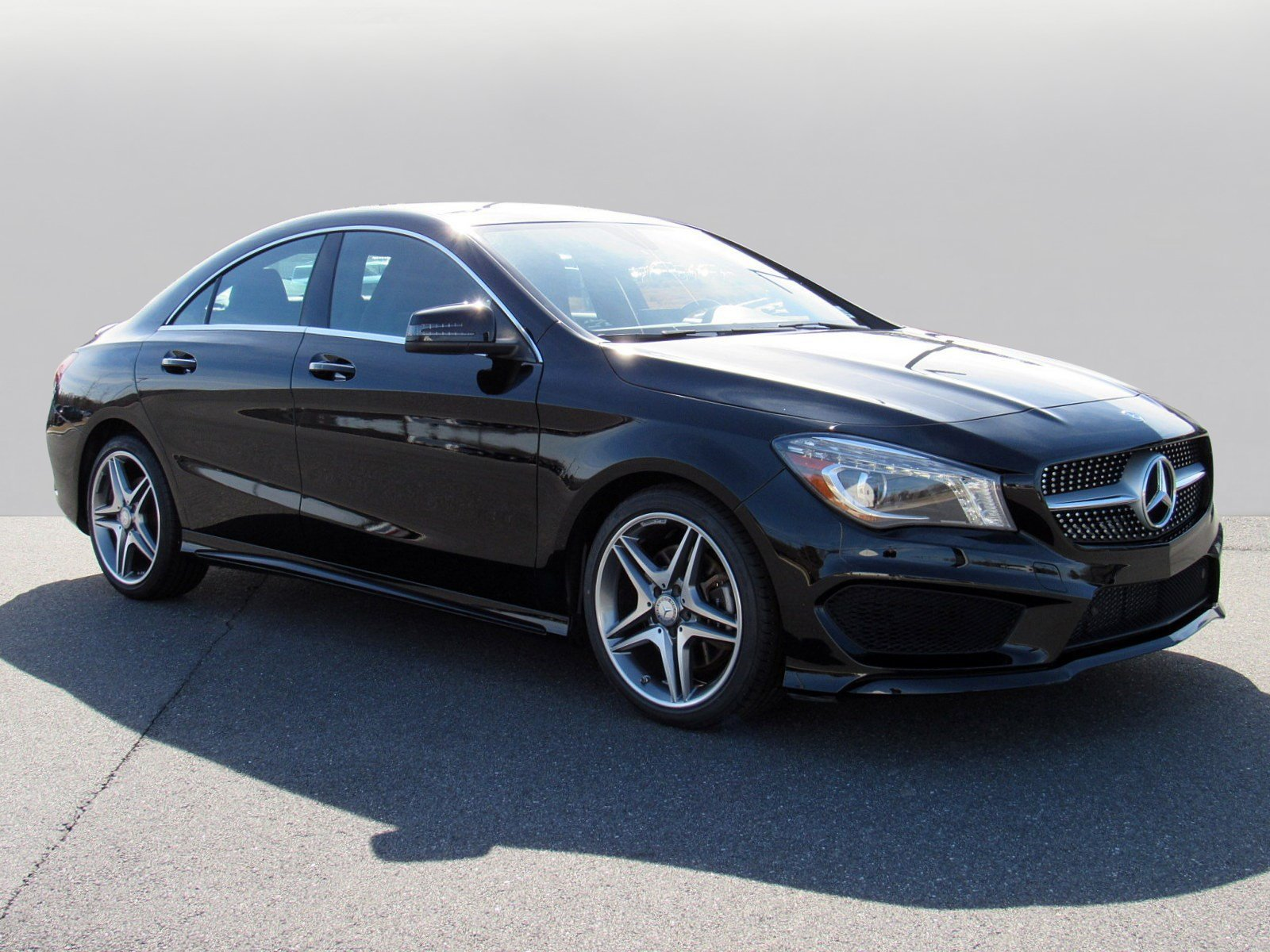 Certified Pre-Owned 2015 Mercedes-Benz CLA CLA 250 Sport