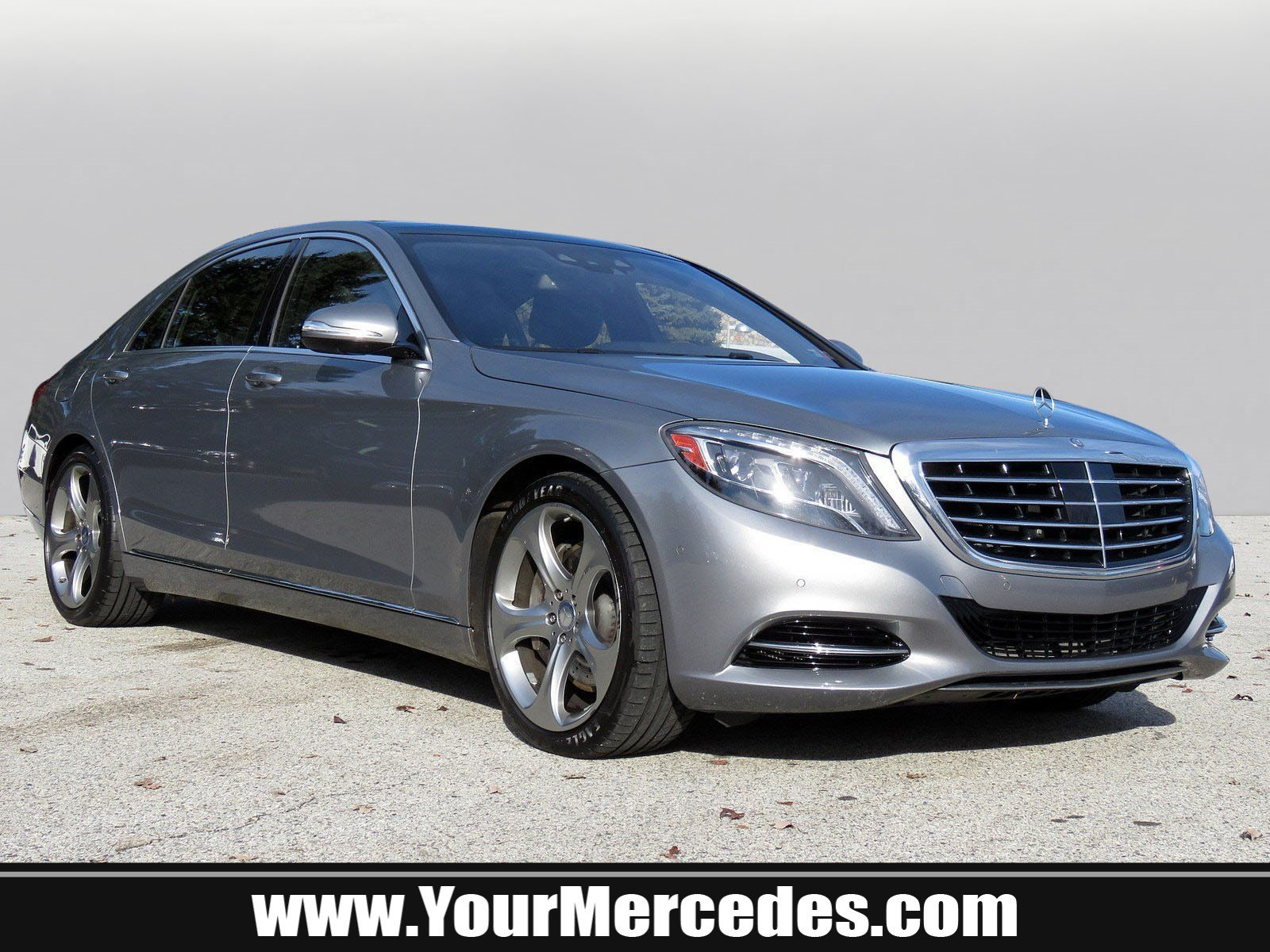 Certified Pre Owned 2015 Mercedes Benz S Class S 550 4dr Car in Egg