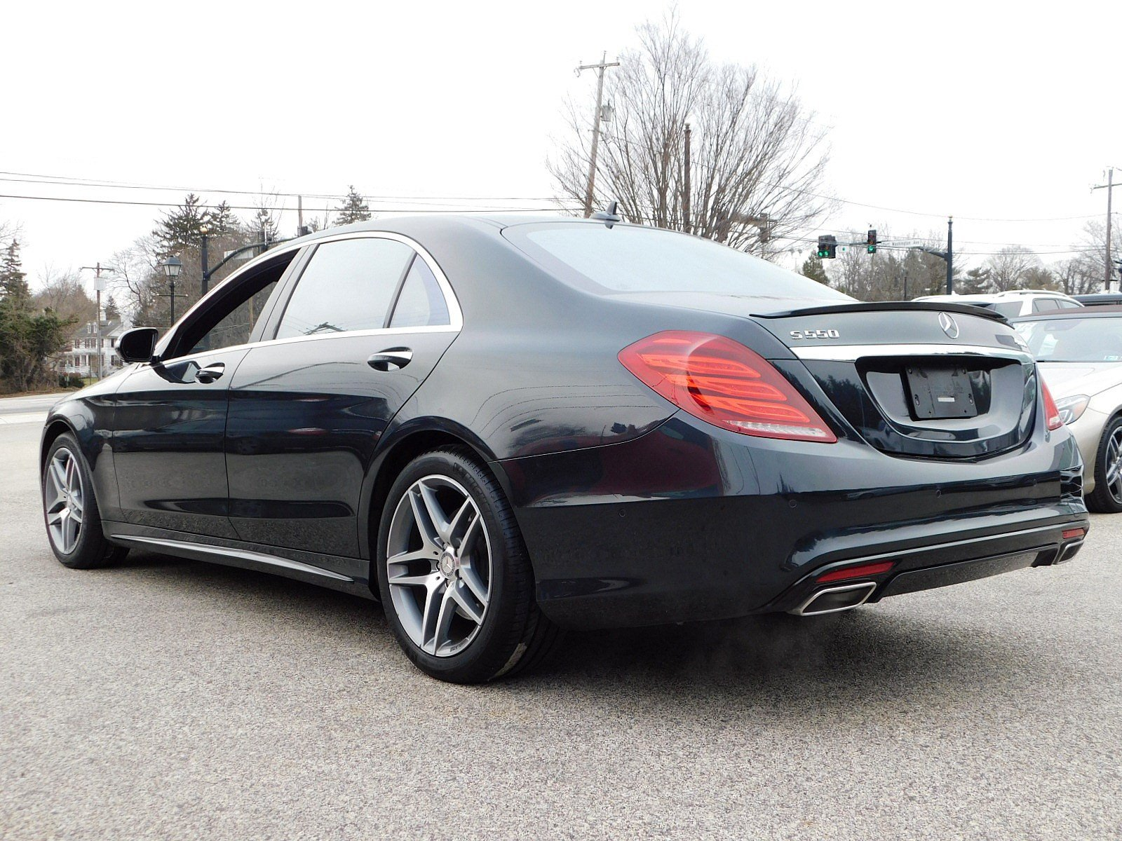 Certified Pre Owned 2016 Mercedes Benz S Cl 550