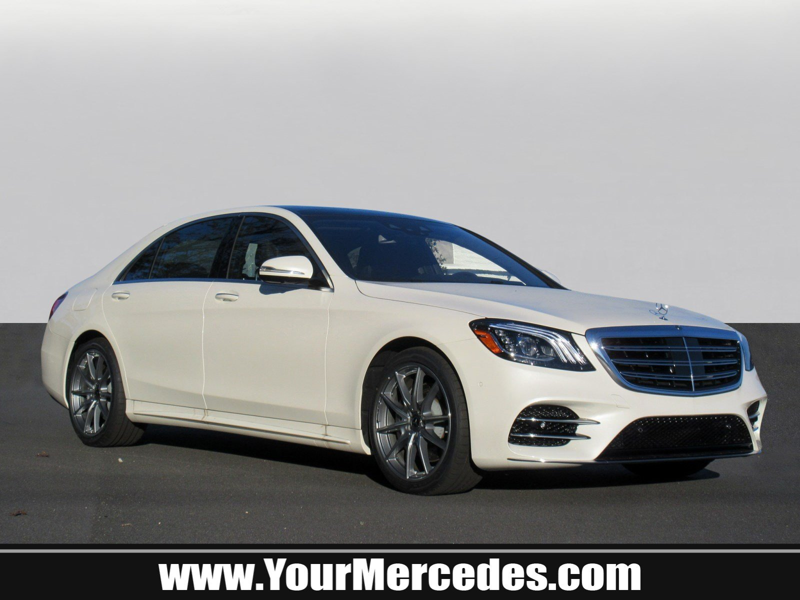 New 2019 Mercedes Benz S Class S 560 SEDAN in Egg Harbor Township