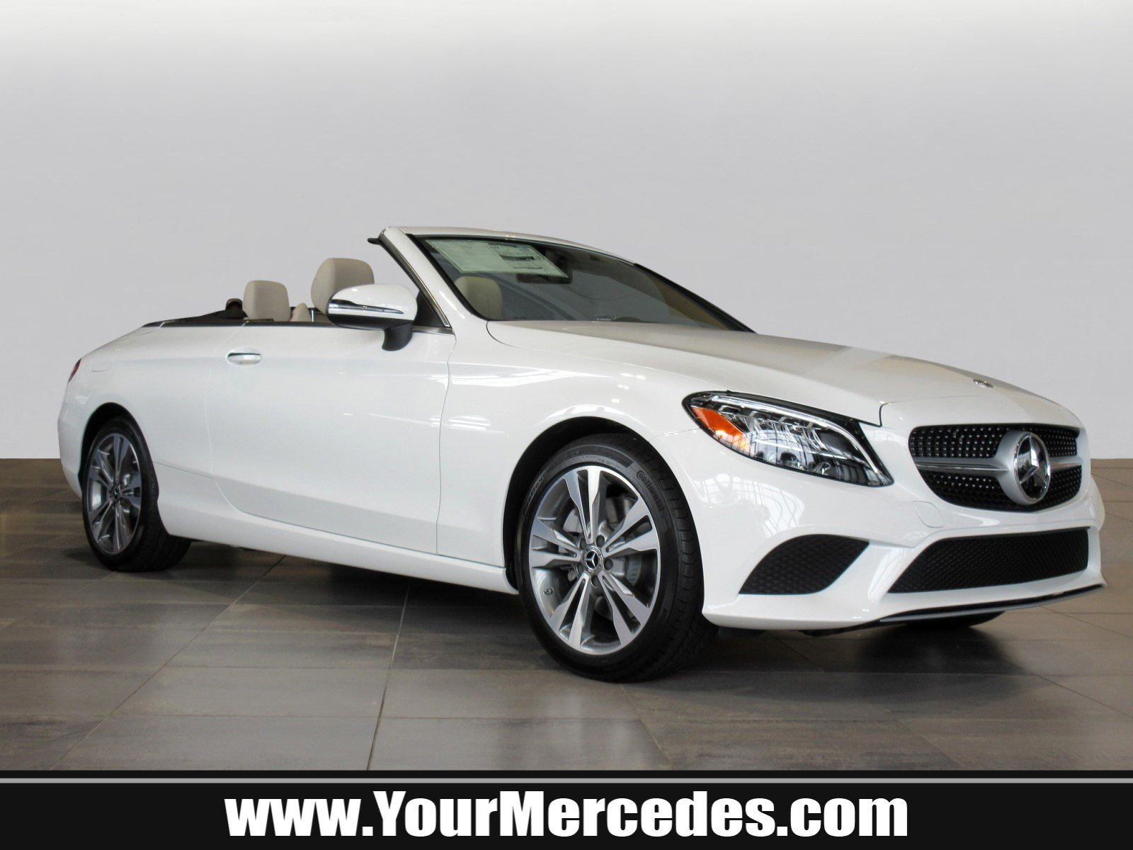 New 2019 Mercedes Benz C Class C 300 CABRIOLET in Egg Harbor