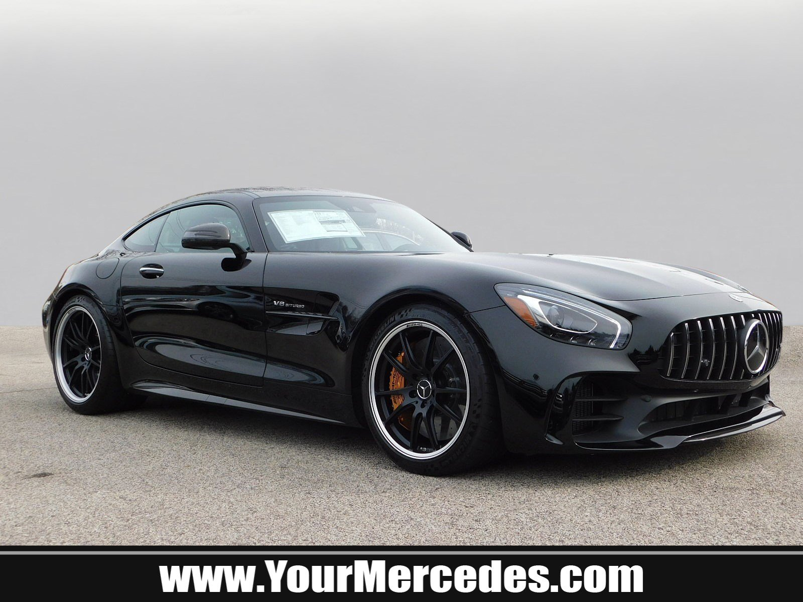 New 2019 Mercedes Benz Amg Gt Amg Gt R 2dr Car In Egg Harbor