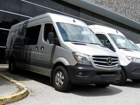 Pre-Owned 2016 Mercedes-Benz Sprinter Crew Vans Cargo