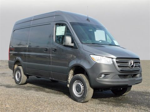 New 2019 Mercedes-Benz Sprinter 2500 Cargo 144 WB AWD 4MATIC®