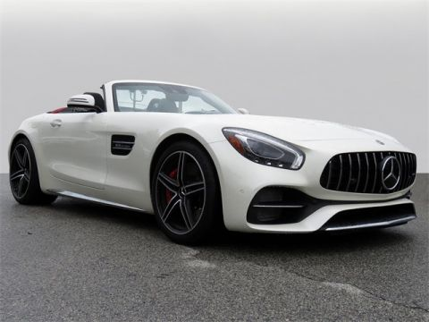 Certified Pre-Owned 2018 Mercedes-Benz AMG® GT C